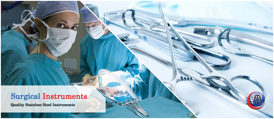 Sterilized Surgical Instruments