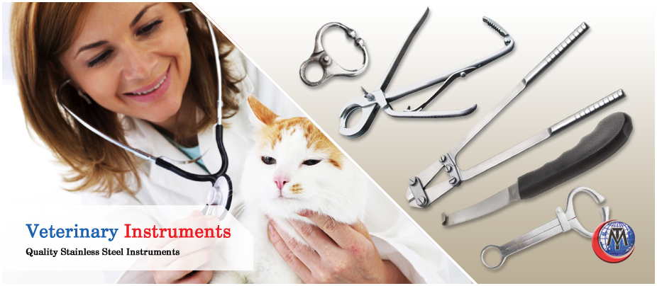 Veterinary Tools and Animal Care Instruments